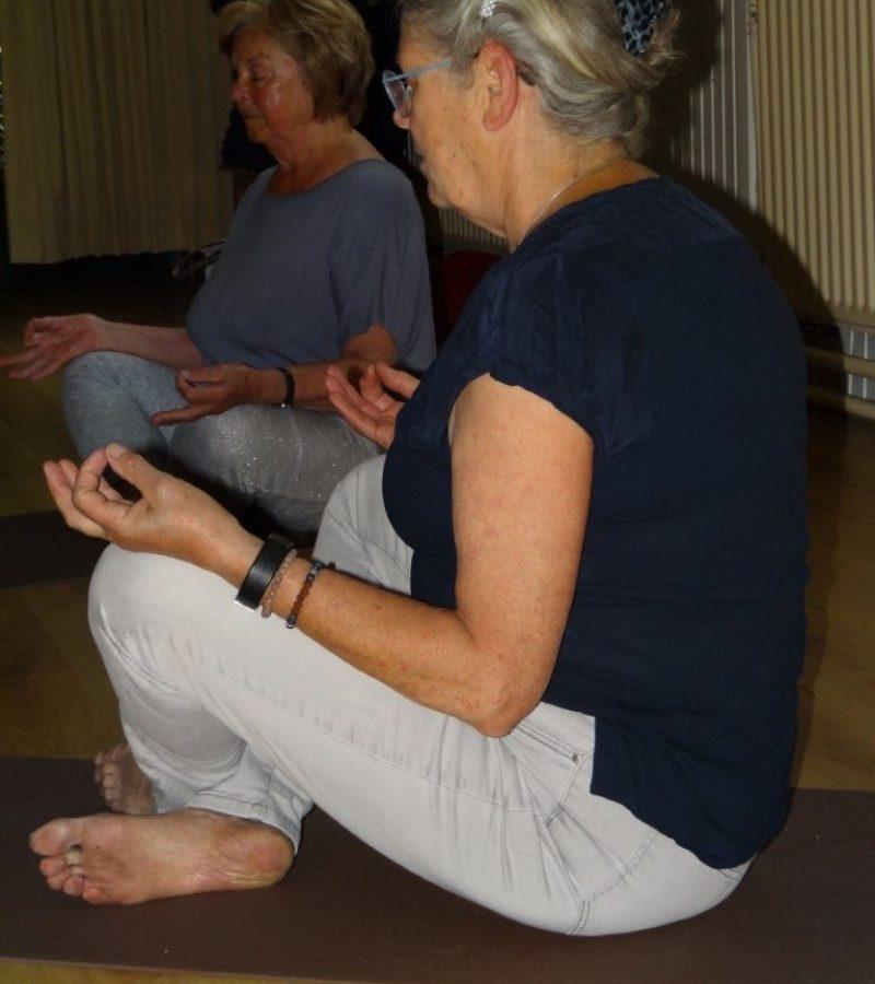 Meditatie yoga ZIJN